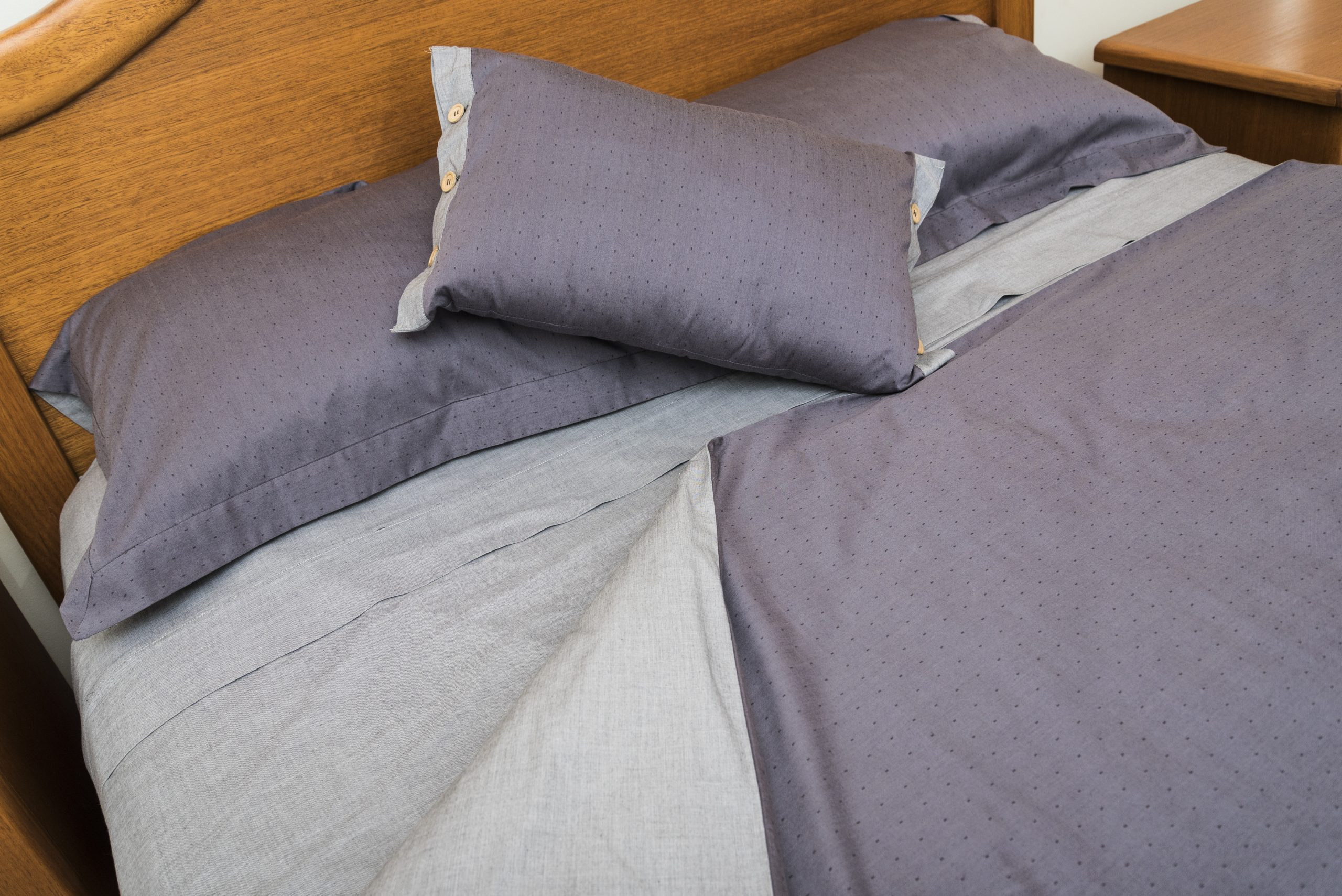 Deluxe O'Shanna Bamboo Bed Sheets - King