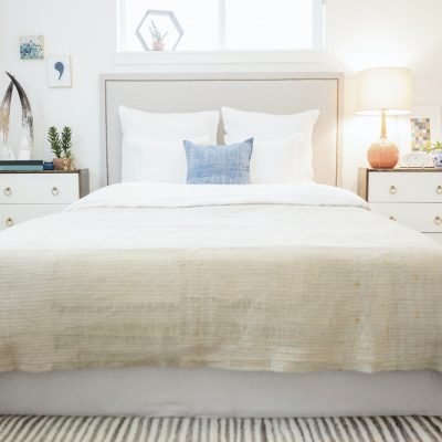 Bamboo Cotton Blanket