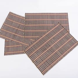 Bamboo Table Runners & Placemats